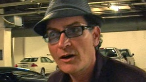 Charlie Sheen -- DCFS Says He's a 'Self-Absorbed' Phony