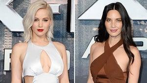 Jennifer Lawrence vs. Olivia Munn -- Who'd You Rather? (X-Men Edition)