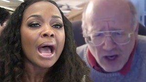 Phaedra Parks Should Lose Her Law License for 'RHOA' Lies, Says Michael Lissack (VIDEO)