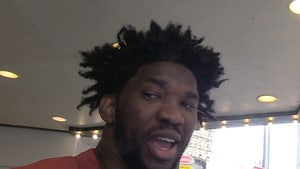 Joel Embiid Wants To Be On 'The Vampire Diaries' But Here's Why He Won't (VIDEO)