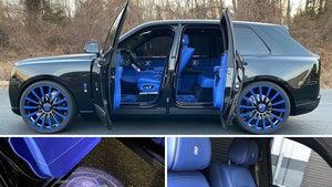 DeSean Jackson Cops Incredible Nipsey Hussle-Inspired Rolls-Royce, One Of One!