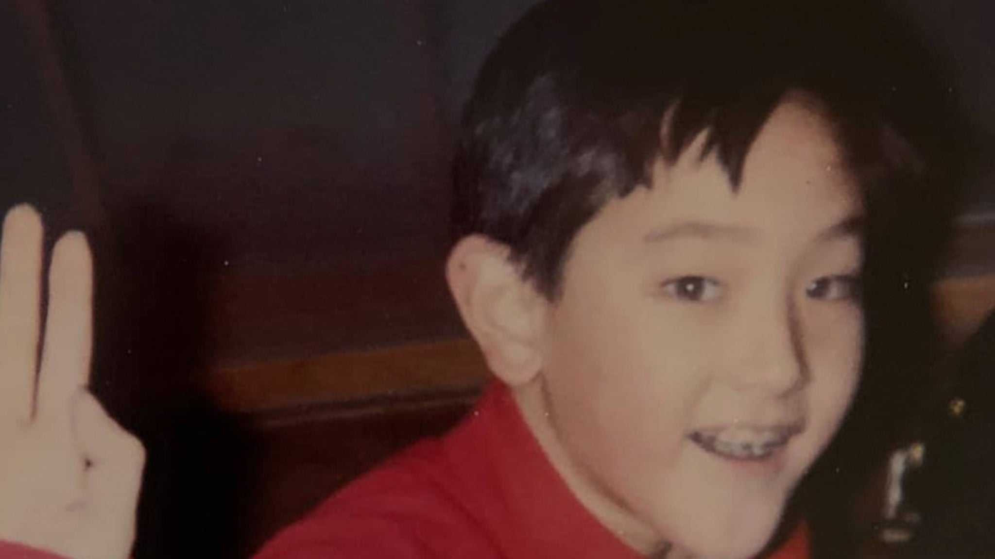 Guess Who This Brace Face Turned Into!