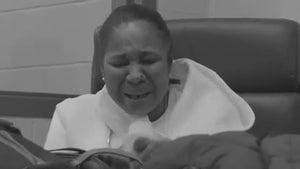 Eric Garner's Widow Breaks Down After Mock Murder Trial