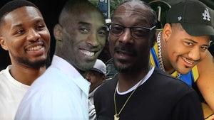 Damian Lillard Dropping 'Kobe' Track W/ Snoop Dogg, Derrick Milano