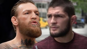 Khabib Shot Down 'Ultimate Fighter' Season with Conor McGregor, Manager Says