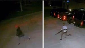 Jon Jones Posts Video of Him Chasing Alleged Burglar with Shotgun