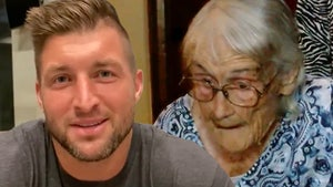Tim Tebow Grants Birthday Wish For 105-Year-Old With Adorable Video Message
