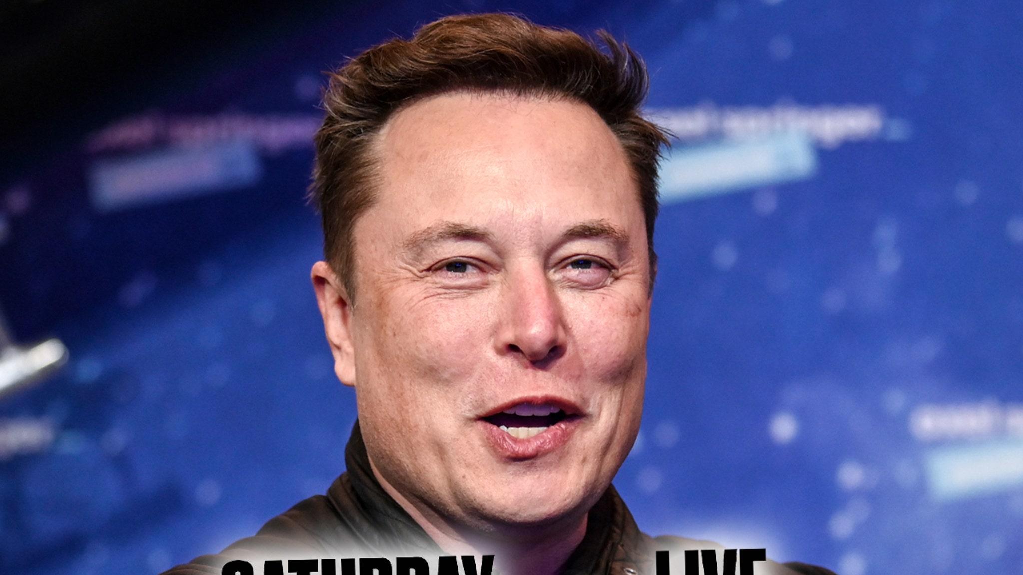Elon Musk Confirmed to Be Hosting 'SNL' Alongside Miley Cyrus thumbnail