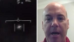 Military Pilot Who Filmed Famed 'Tic Tac' UFO Sighting Speaks On Camera