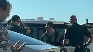Bam Margera Taken to Florida Rehab in Police Car