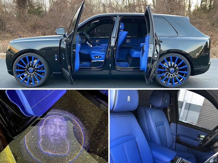 DeSean Jackson's Nipsey Hussle-Inspired Rolls-Royce
