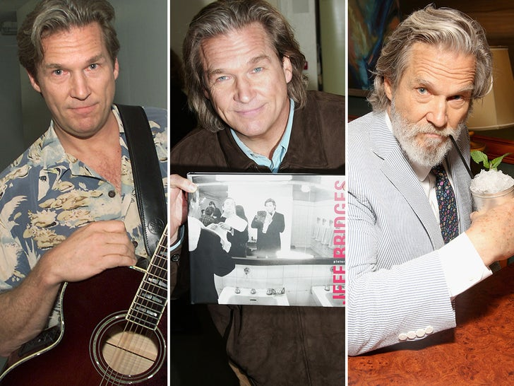 Jeff Bridges Through The Years