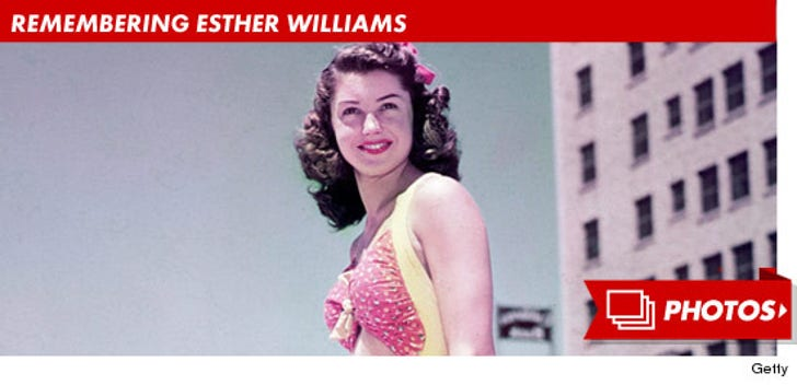 Remembering Esther Williams