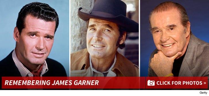 Remembering James Garner