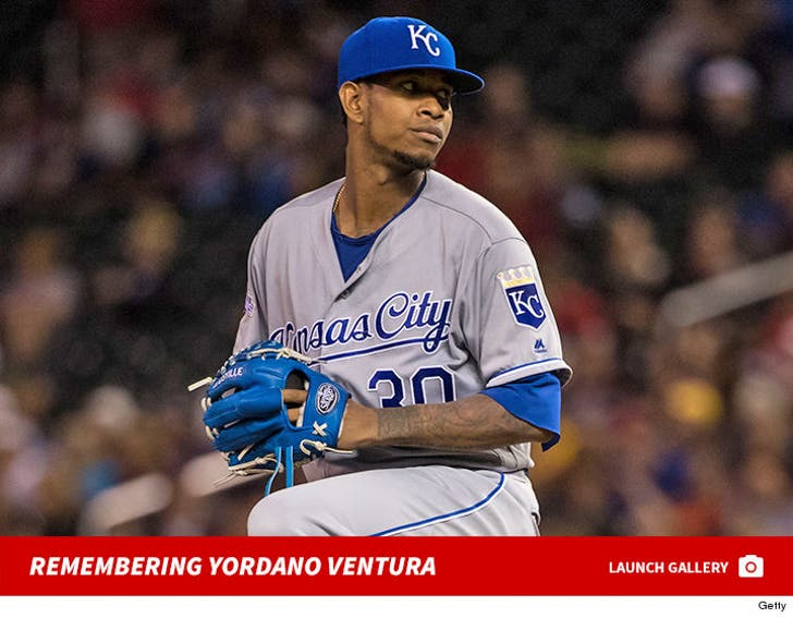 Remembering Yordano Ventura