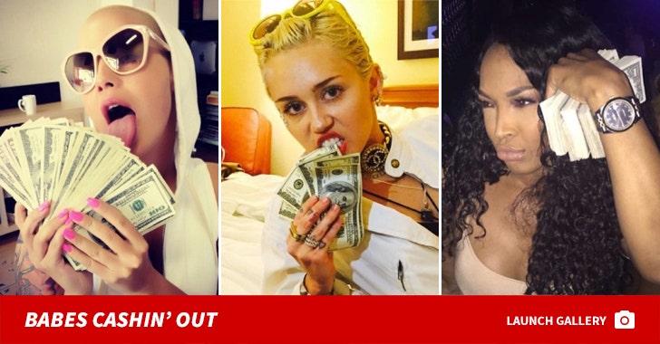 Stars Lookin' Money!
