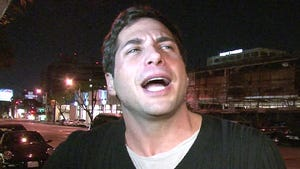 Joe Francis -- Charged in Alleged 'Girls Gone Wild' Office Attack