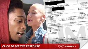 Wiz Khalifa Challenges Amber Rose ... I WANT JOINT CUSTODY!