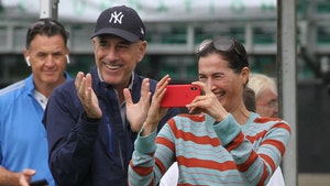 Matt Lauer All Smiles with Estranged Wife for Their Daughter's Sake