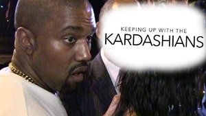 'Keeping Up with the Kardashians' Not Filming  Kanye's Bipolar Episode