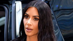 Kim Kardashian's Alleged Trespasser Crashes Through Hidden Hills Gate