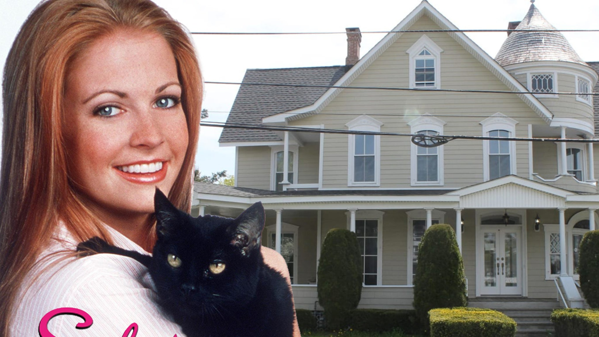 'Sabrina the Teenage Witch' House from Show for Sale at Nearly $2 Mil thumbnail
