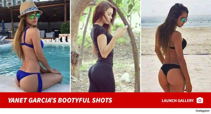 Yanet Garcia's Bootyful Snapshots