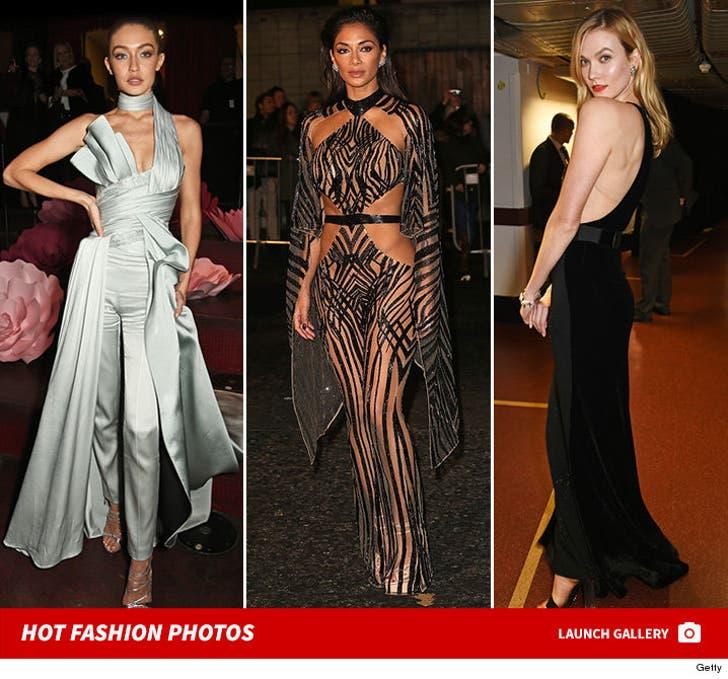 2016 Fashion Awards Photos
