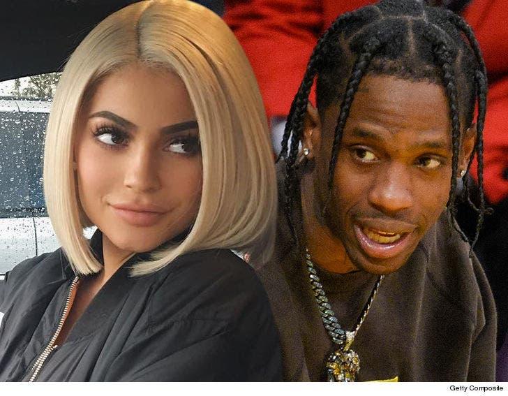 Deleted Prove Jenner Kylie Scott Instagram Travis To Loyalty l1JFKc