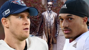 Ryan Tannehill Backs Demand To Remove Texas A&M's Confederate Gen. Statue
