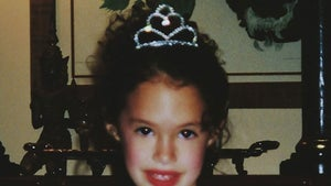 Guess Who This Pretty Princess Turned Into!