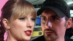 Taylor Swift Replaced by Brad Paisley on Famous Nashville Mural