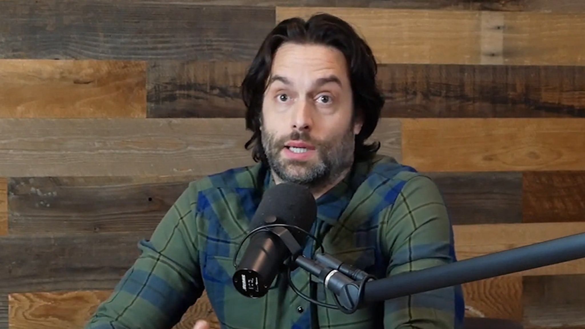 Chris D'Elia Gets Emotional Talking About Sexual Misconduct Allegations - TMZ