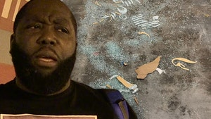 Killer Mike's Barbershop Hit by Stray Bullets, Delays Reopening