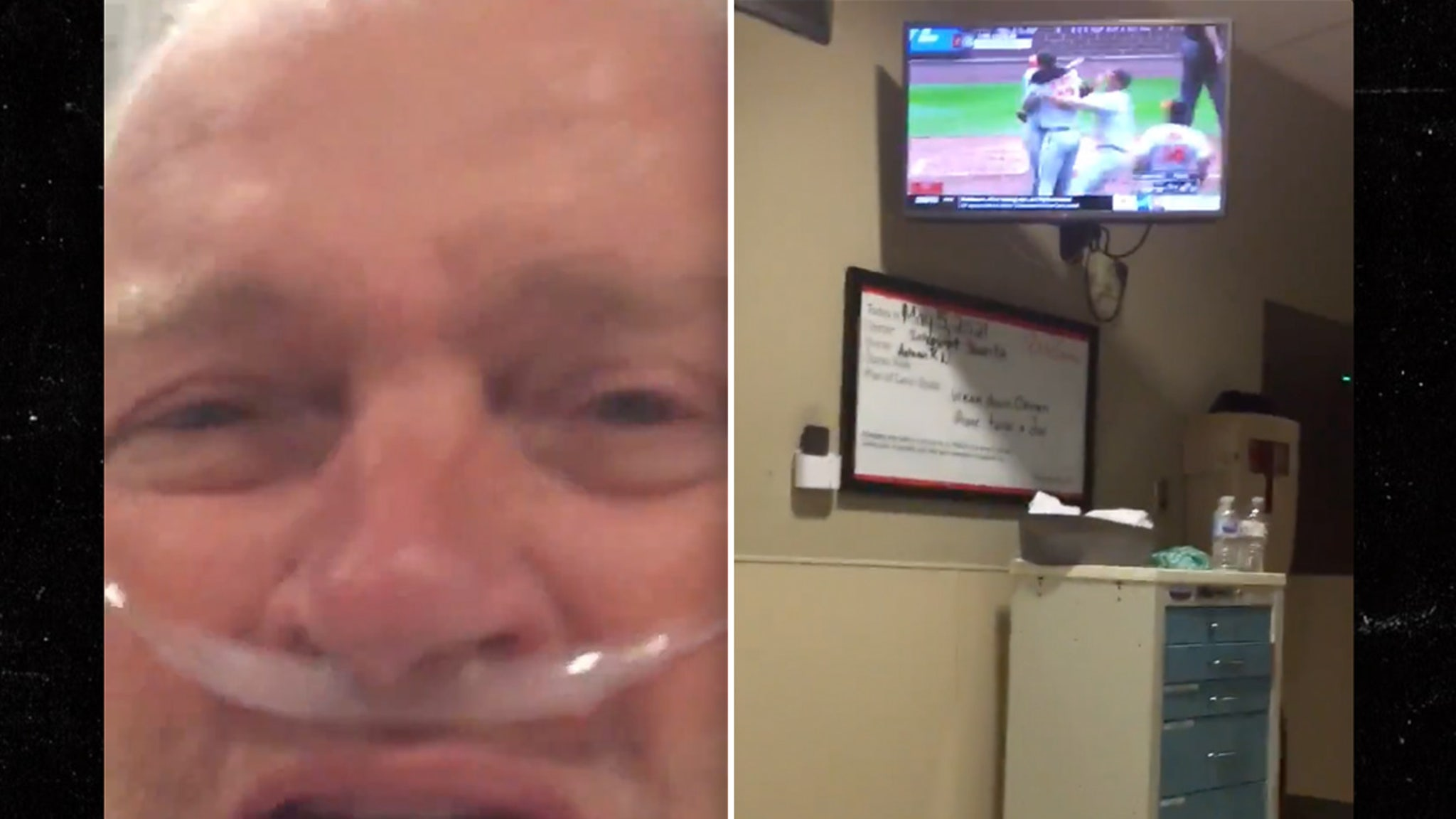 Orioles Fan Battling COVID In Hospital Cries After John Means' No-Hitter, 'He Did It!'