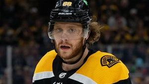 NHL Star David Pastrnak's Newborn Son Tragically Dies, 'You Will Be Loved FOREVER'