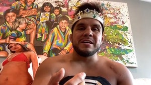 Henry Cejudo Says Gable Steveson Can Beat Ngannou With 3 Years MMA Training