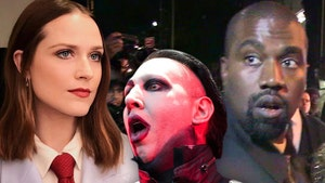 Evan Rachel Wood Responds to Kanye Hosting Marilyn Manson with a Cover