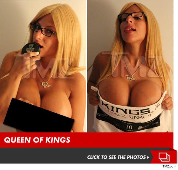 Taylor Stevens -- Queen of Kings