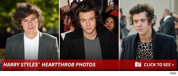 Harry Styles -- The Heartthrob Photos