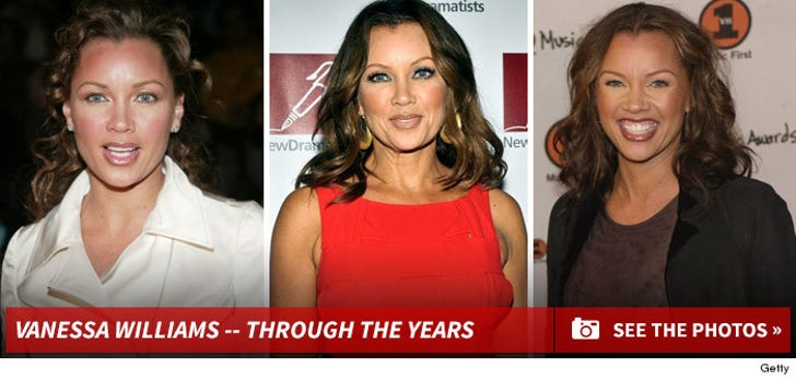 Vanessa Williams -- Through the Years