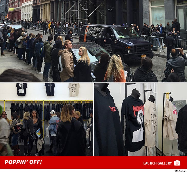 Justin Bieber x VFiles -- The Pop-up Shop