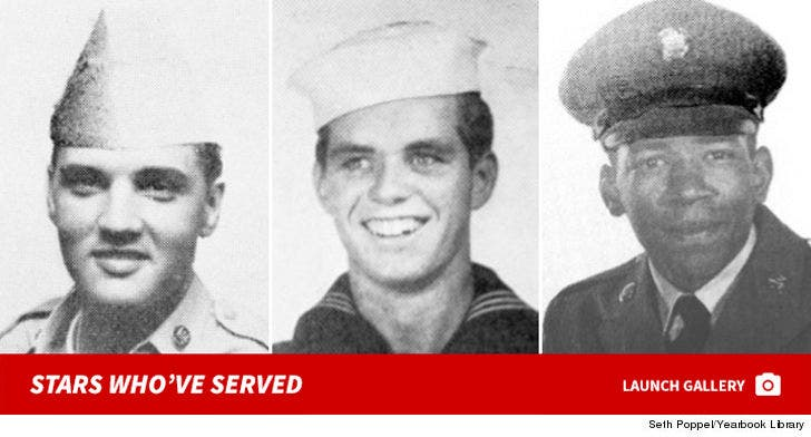 Stars Who've Served