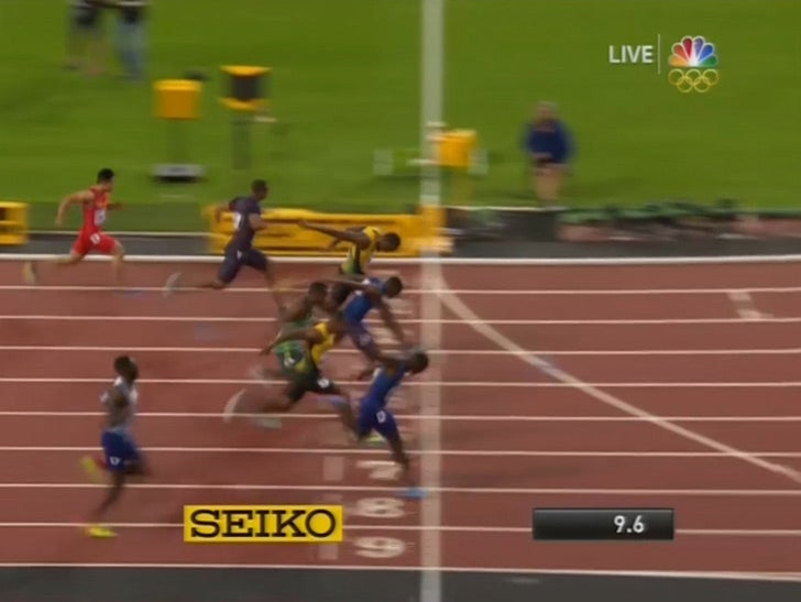 Usain Bolt Loses His Final 100m Race in Shocking Upset to ...