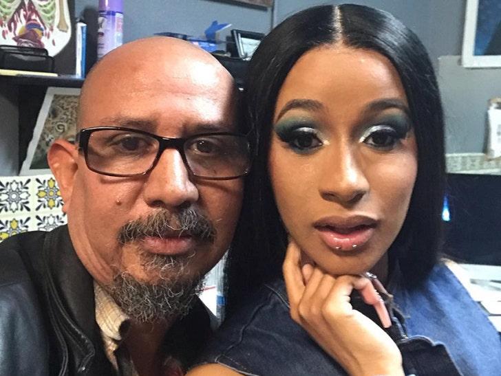 Cardi B New Tattoo: Cardi B Gets Lip Pierced For $25 By Artist Who Didn't Even