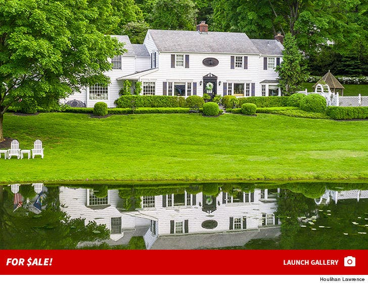 Andrew Cuomo and Sandra Lee's House -- For Sale