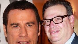 John Travolta Sued By Author of Bathhouse Sex Book