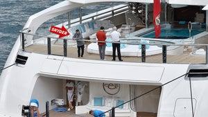 Redskins Owner Dan Snyder Ponders Life On $180 Mil Superyacht