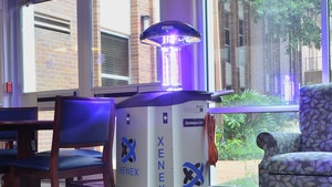 Texas Company Claims Robot Kills COVID-19, Being Used In Hospitals