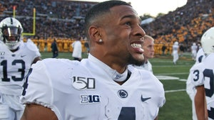Penn State Running Back Journey Brown Retires Due to Serious Heart Condition